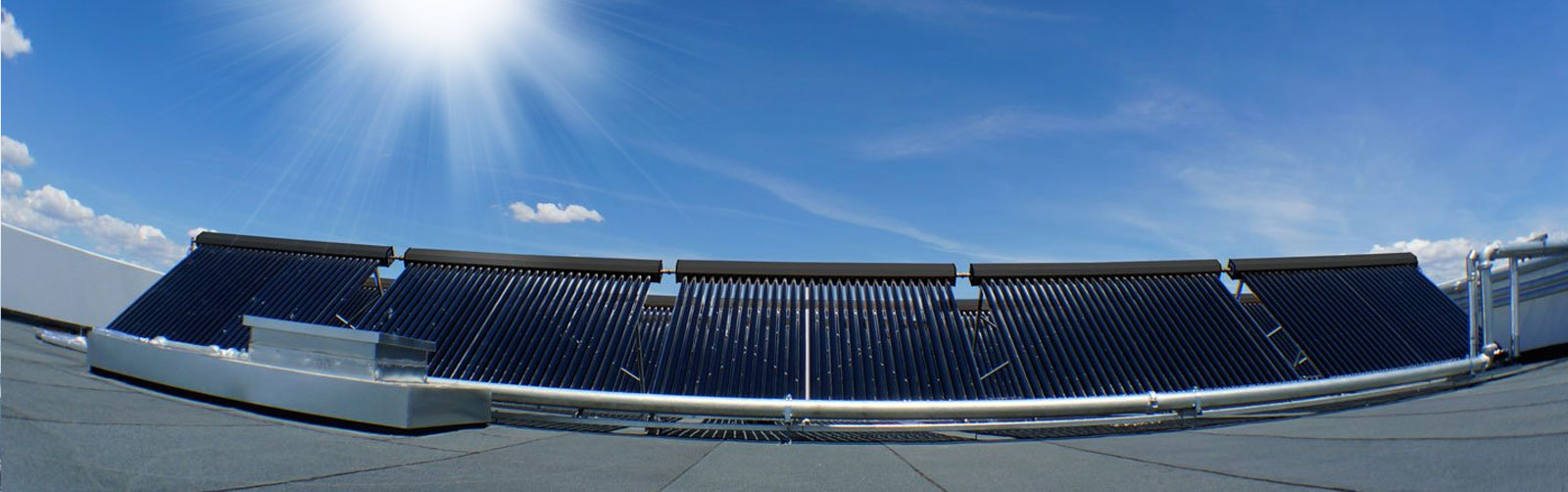Mayca solar water heater